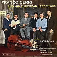 1959 - Franco Cerri and his European Jazz Stars